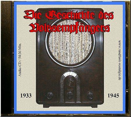 Rundfunk Nostalgie in Bild u Ton Röhrenradio Radio Volksempfänger Funk u